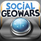 icono app social geowars